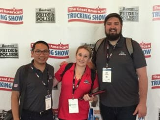 Class A Drivers at the Great American Trucking Show