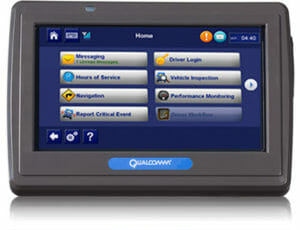 Qualcomm touchscreen
