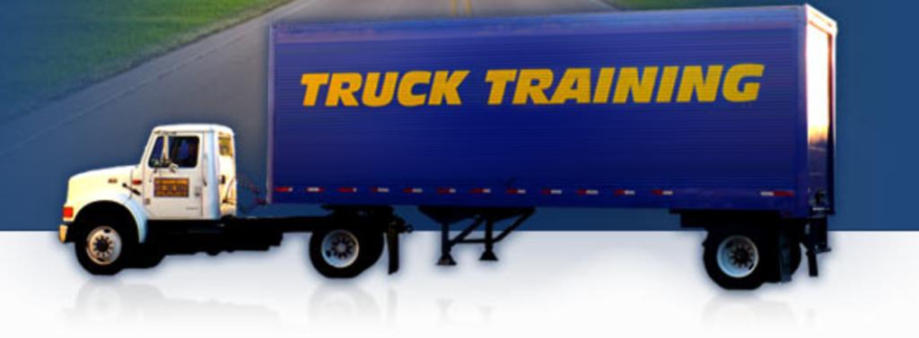 Find Your Nearest Trucking School