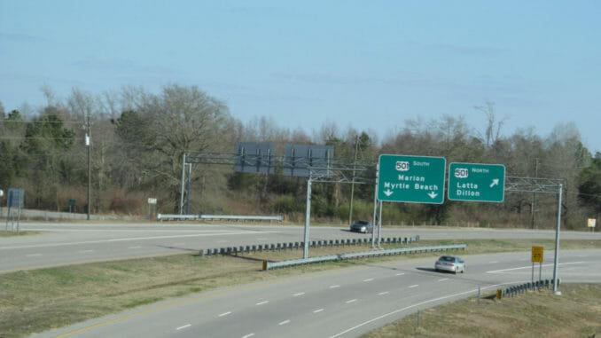 South Carolina highway